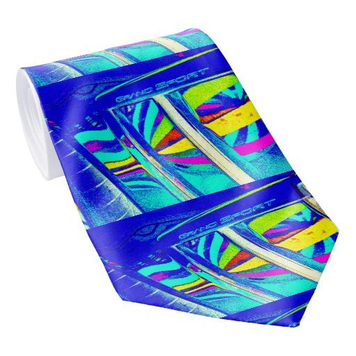 Corvette tie